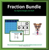 Algebra Fraction Bundle
