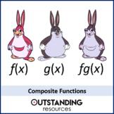 Algebra: Functions 2 - composite functions