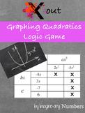Algebra Game - Graphing Quadratic Functions (CCSS / Logica