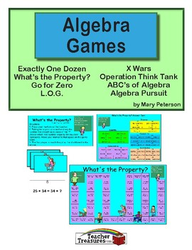 Algebra Games