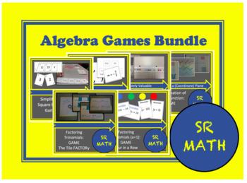 Algebra Games Bundle