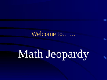 Algebra Geometry Math Jeopardy games  Equations Vocabulary Perfect Squares