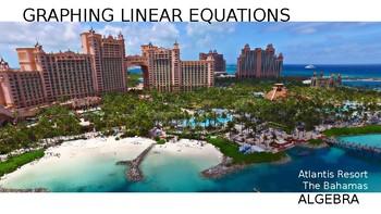 Algebra - Graphing Lines