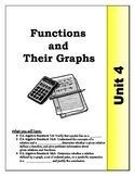 Algebra Guided Presentation Notes: Unit 4 - Functions and their Graphs
