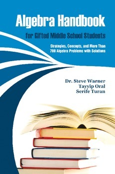 Algebra Handbook for Gifted Middle School Students