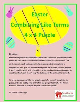 Algebra Holiday and Seasonal Math Puzzles Bundle (Year Long)
