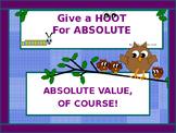 Power-Point:  Algebra I Absolute Value