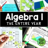 Algebra I Bundle of Engaging Resources