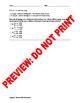Algebra I CCSS Benchmark Assessment