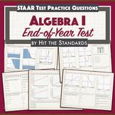 Algebra I Back to School Review / Benchmark / Comprehensive Test.