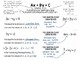 Algebra I Grade 8 Middle School Math - Determining Linear