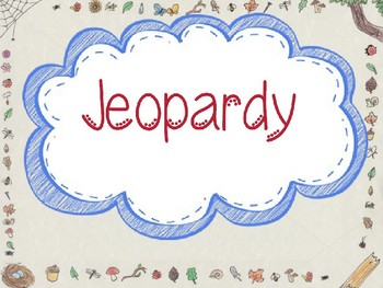 Algebra I/II Jeopardy Review: Logarithm, Exponents, Absolu