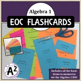 Algebra 1 EOC Review Flashcards (MAFS and FSA)