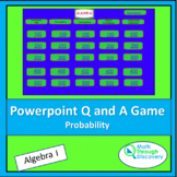 Powerpoint Q and A Game - Probability