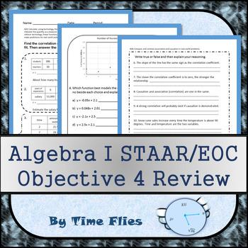 Algebra I STAAR Objective 4 Review