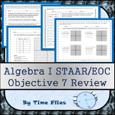 Algebra I STAAR Objective 7 Review