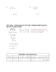 Algebra I - Solving Systems of Equations with Substitution Worksheet Free