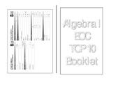 Algebra I Summary Booklet- PDF