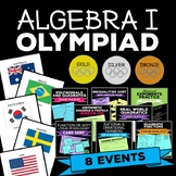 Algebra I Winter Games 2018 Olympiad Pack