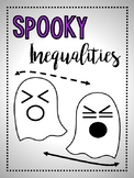 Algebra I and Middle School Math - HALLOWEEN POSTER SET!