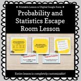 Probability Customizable Escape Room /  Breakout Game