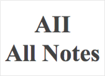 Algebra II Common Core Guided Notes