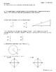 Algebra II Common Core Regents Review Topic #6- Trigonometry