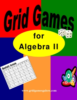 Algebra II GridGames