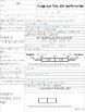 Algebra II Statistics-Range, Box Plots, IQR, Percentiles Cornell Notes & Assnmt