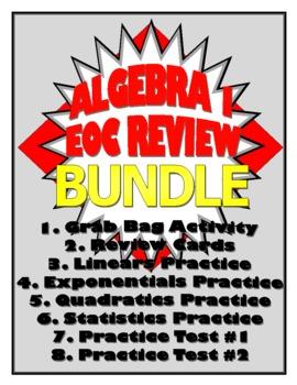 Common Core Algebra I/Integrated I Review Bundle