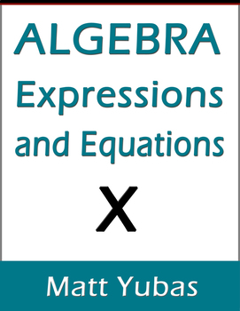 Algebra Lesson Plan - Combining Like Terms