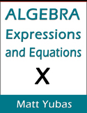 Algebra Lesson Plan - Word Problems Part 1
