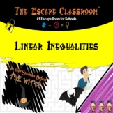 Algebra: Linear Inequalities Escape Room | The Escape Classroom