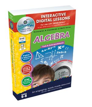 Algebra - MAC Gr. 6-8