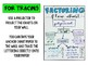 Algebra - Math Anchor Charts for Printing or Tracing - GROWING SET!