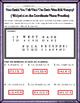 Midpoint Formula Practice Riddle Worksheet