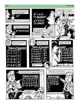 Algebra: Multiplying Whole Numbers