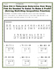Multistep Inequalities Practice Riddle Worksheet