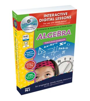 Algebra - NOTEBOOK Gr. PK-2