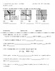 Algebra Notes & Exit Ticket: Writing Equations of Lines in Point-Slope Form