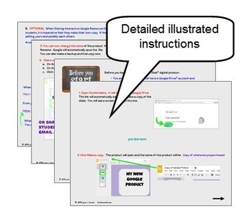 Algebra Order of Operations Digital Task Cards with GOOGLE Slides