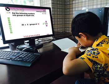 Algebra: Ordering & Grouping - Practice the Skill 3 - MAC Gr. PK-2