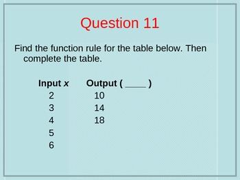 Algebra Practice: Expressions and Equations with Firefly Doug the Math Bug