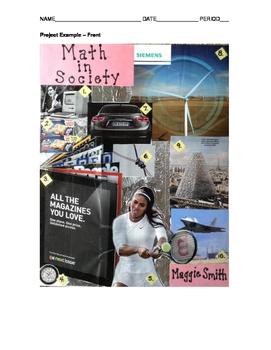 Algebra Project - Math in Society