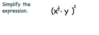 Rational Exponents