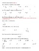 Algebra Rational Exponents Investigation