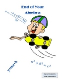 Algebra Review Activities