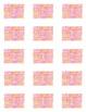 Algebra Review Cards - Secret Code Answers