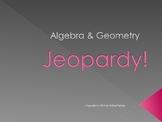 Algebra Review Game OA Common Core FSA Test Prep