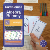 Algebra Rummy Card Game